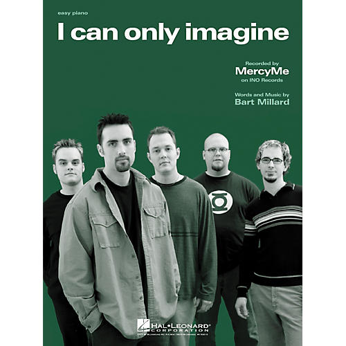 Hal Leonard I Can Only Imagine