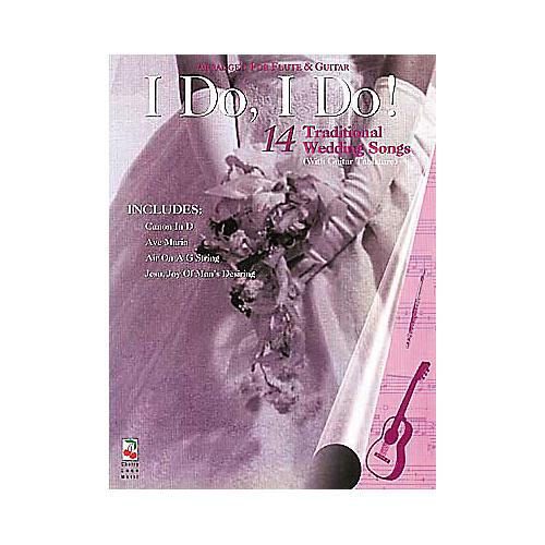 Cherry Lane I Do, I Do! Flute and Guitar (Songbook)