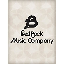 Fred Bock Music I Heard the Voice of Jesus Say SATB Composed by Horatius Bonar