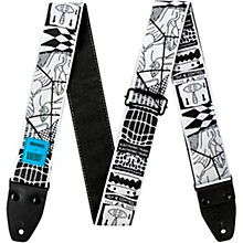 Dunlop I Love Dust Guitar Strap