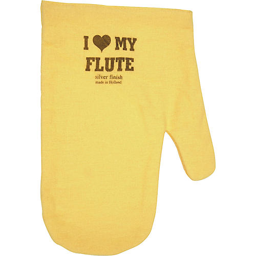Giardinelli I Love My Flute Cleaning Mitt