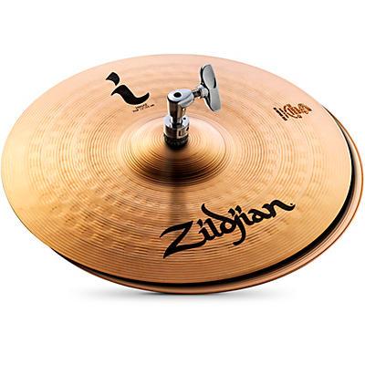 Zildjian I Series Hi-Hat Cymbals
