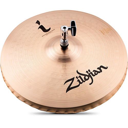zildjian i series master sound hi hat cymbals 14 in pair musician 39 s friend. Black Bedroom Furniture Sets. Home Design Ideas