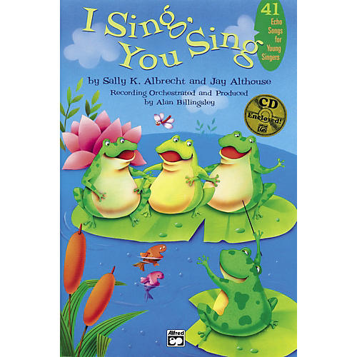 Alfred I Sing, You Sing Book/CD
