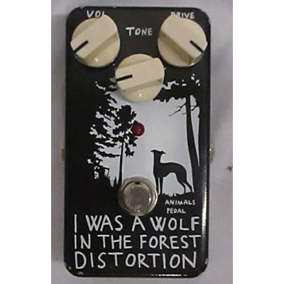 Animals Pedal I WAS A WOLF IN THE FOREST Effect Pedal