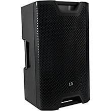 "LD Systems ICOA 12ABT 1,200W Powered 12"" Coaxial Speaker With Bluetooth."
