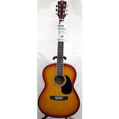 Indiana IDA-TB Acoustic Guitar