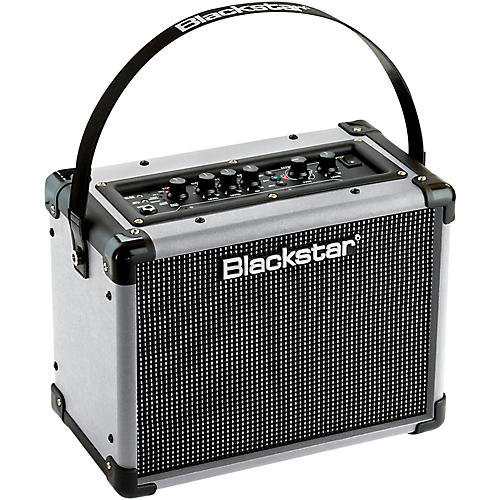 Blackstar ID:Core Stereo 10 Limited Edition Silver 10W Combo Guitar Amplifier