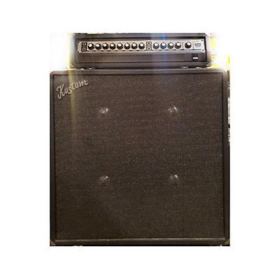 Kustom III Guitar Stack