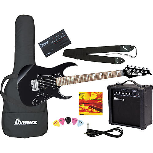 ibanez ijm21 mikro compact electric guitar jumpstart pack musician 39 s friend. Black Bedroom Furniture Sets. Home Design Ideas