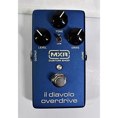 MXR IL DIAVOLO CSP036 Effect Pedal