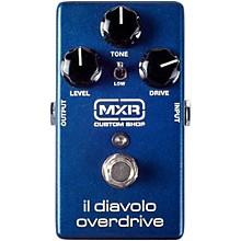 Open BoxMXR Custom Shop IL Diavolo Overdrive Pedal