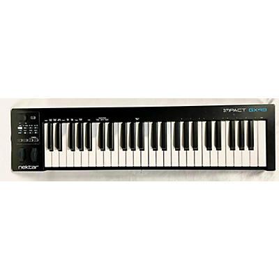 Nektar IMPACT GX49 MIDI Controller