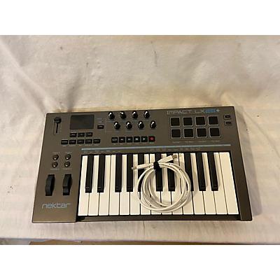 Nektar IMPACT LX 25+ MIDI Controller