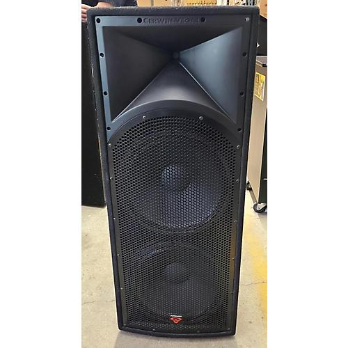 INT-252 V2 Dual 15in Unpowered Speaker