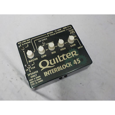 Quilter Labs INTERL;OCK 45 Guitar Combo Amp