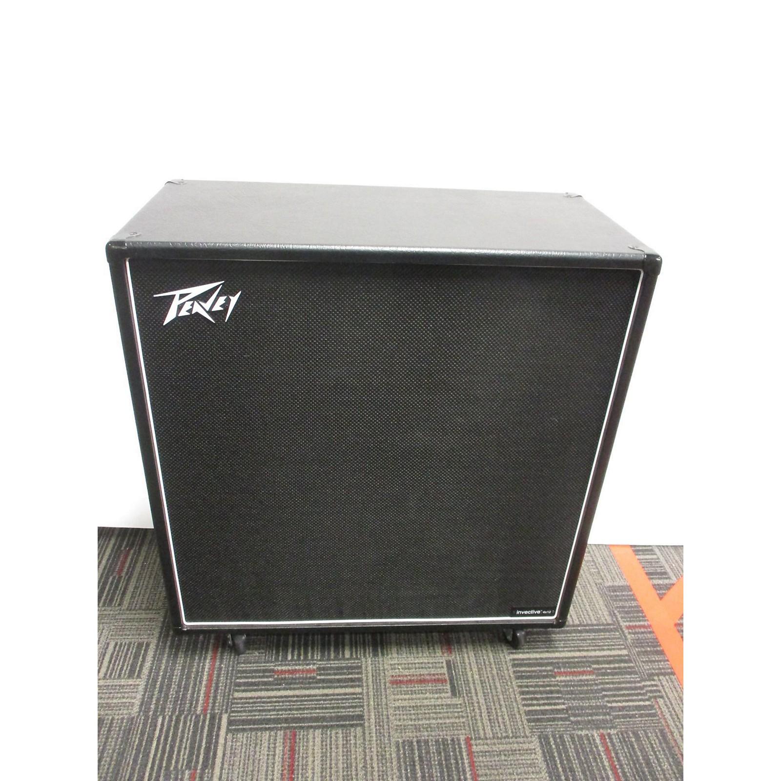 Peavey INVECTIVE 4X12 Guitar Cabinet