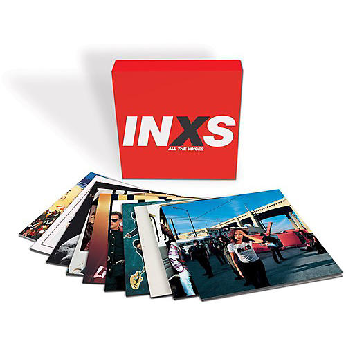 Alliance INXS - Album Collection