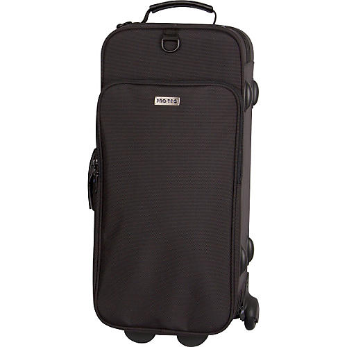 Protec IP301DWL iPACc Double Trumpet Case with Wheels