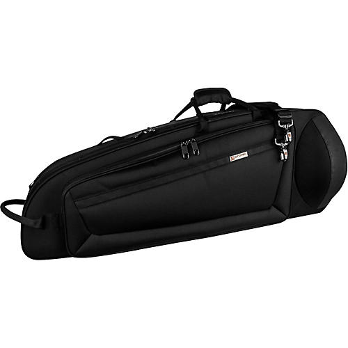 Protec IPAC Series Contoured Bass Trombone Case Black