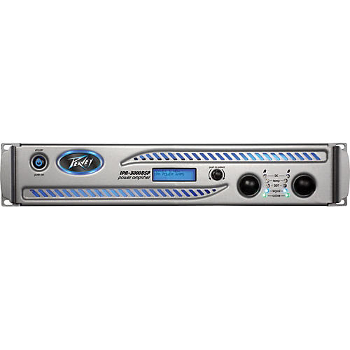Peavey IPR DSP 3000 Power Amp with DSP