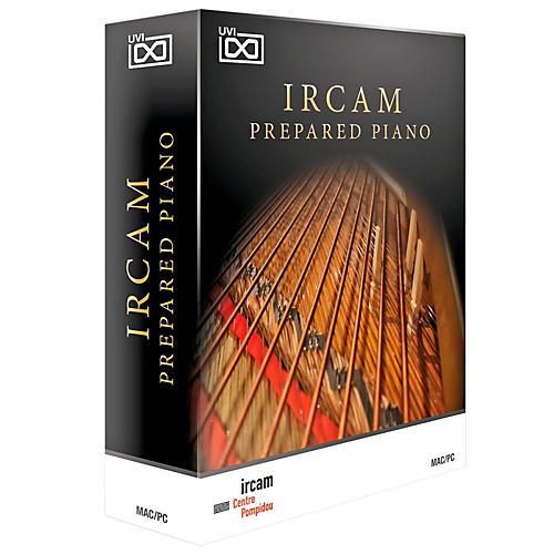 UVI IRCAM Prepared Piano Avant Garde Piano Software Download