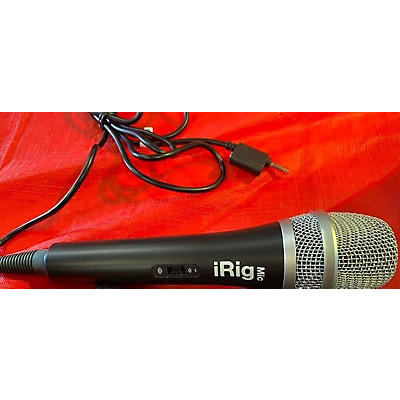 IK Multimedia IRIG MIC Recording Microphone Pack
