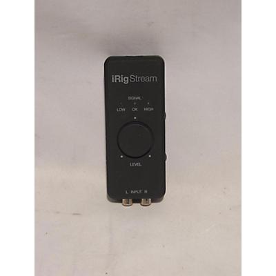 IK Multimedia IRIG STREAM Audio Interface
