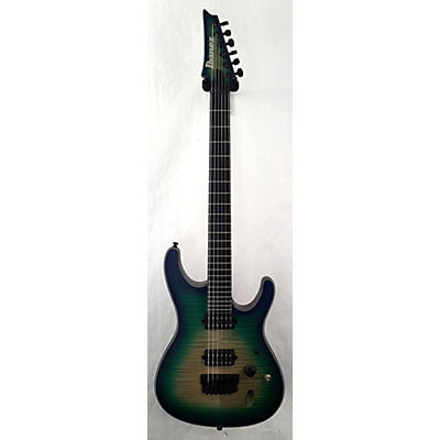Ibanez IRON LABEL S SERIES SIX6FDFM Solid Body Electric Guitar