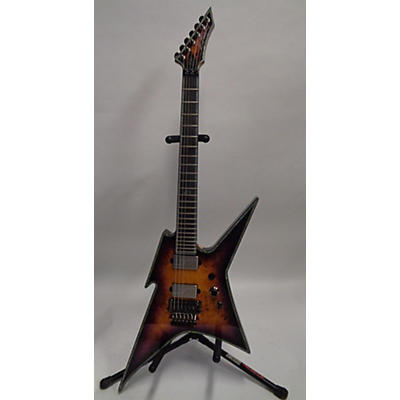 B.C. Rich IRONBIRD EXTREME EXOTIC FLOYD ROSE Solid Body Electric Guitar