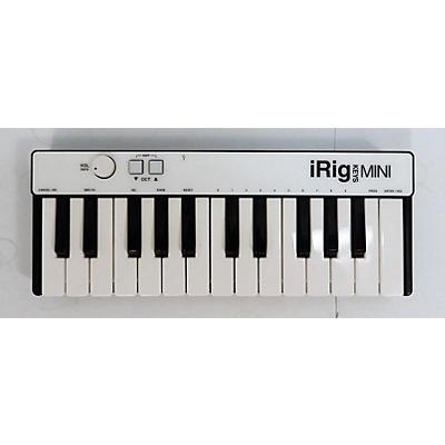 IK Multimedia IRig Keys Mini MIDI Controller