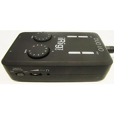 IK Multimedia IRig Pro MultiTrack Recorder