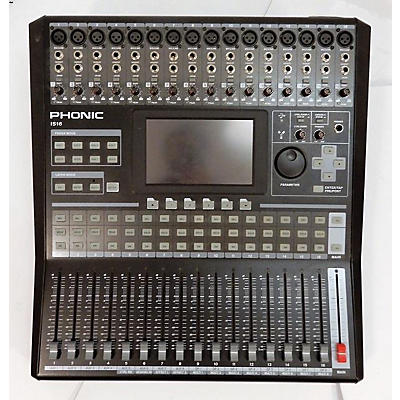 Phonic IS16 VI Digital Mixer