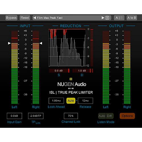NuGen Audio ISL2st to ISL2