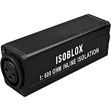Rapco Horizon ISOBLOX Compact Signal Isolator