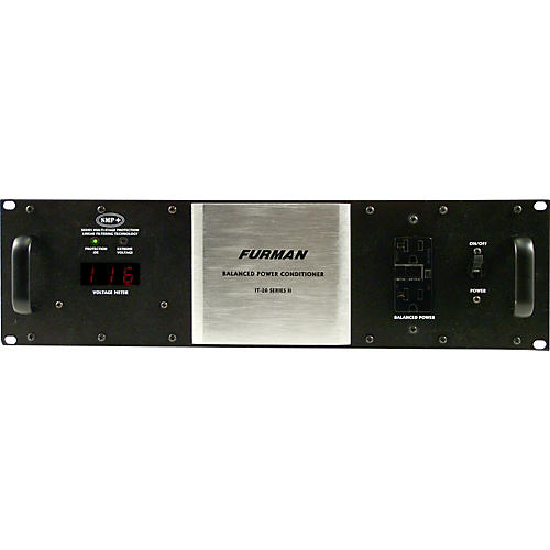 Furman IT-20 II Balanced Power Conditioner