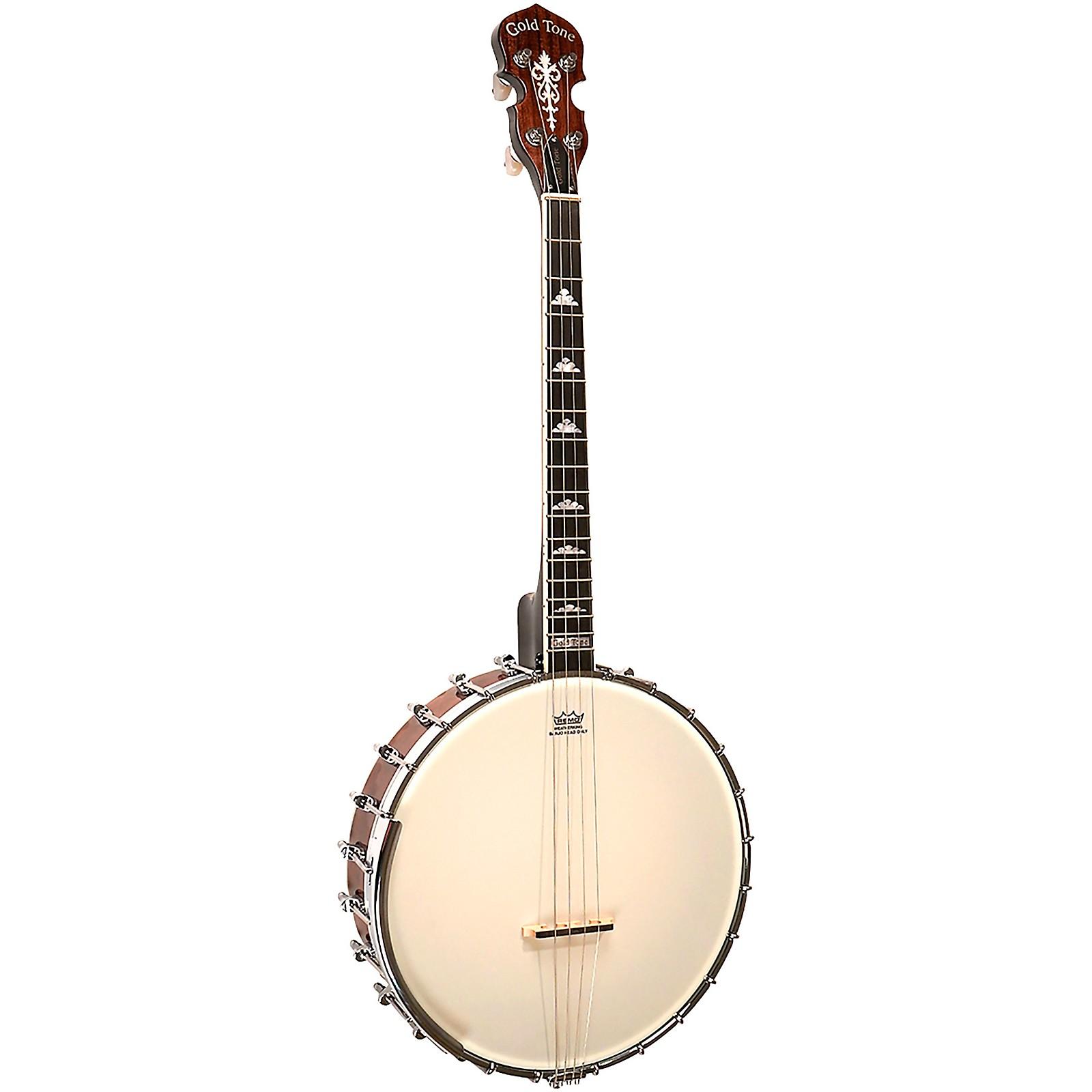 Gold Tone IT-250 4-String Irish Tenor Open Back Banjo