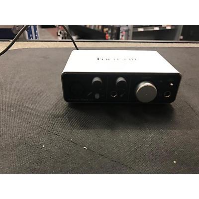 Focusrite ITrack Solo Audio Interface