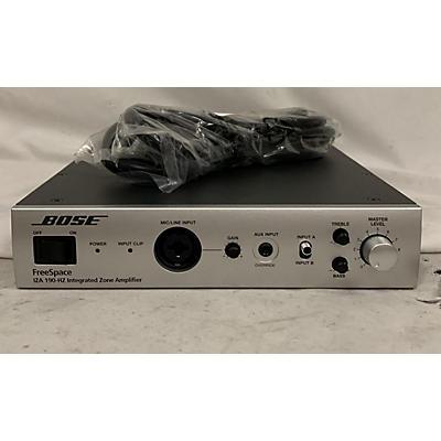 Bose IZA 190 HZ Power Amp