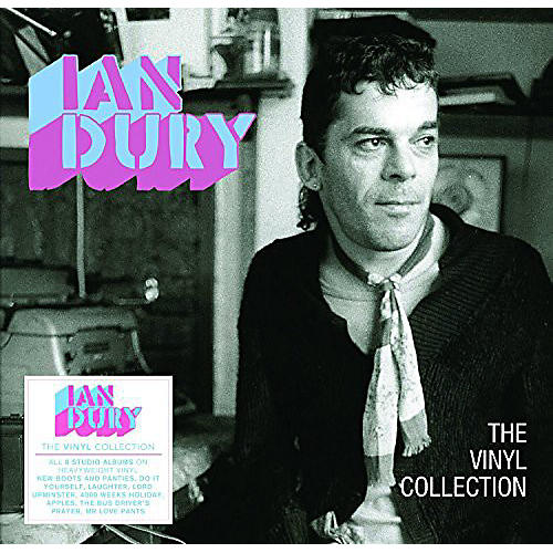 Alliance Ian Dury - Complete Studio Albums Collection