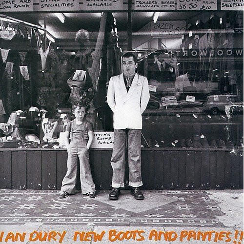 Alliance Ian Dury - New Boots & Panties (Colored Vinyl)