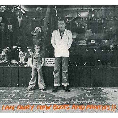 Alliance Ian Dury - New Boots & Panties