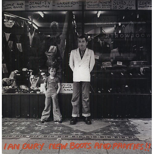 Alliance Ian Dury - New Boots and Panties