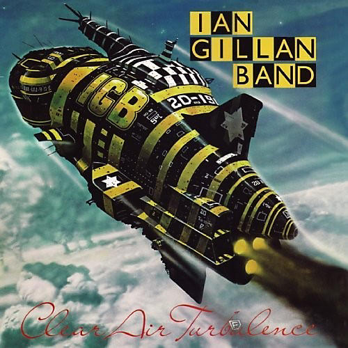 Alliance Ian Gillan - Clear Air Turbulence