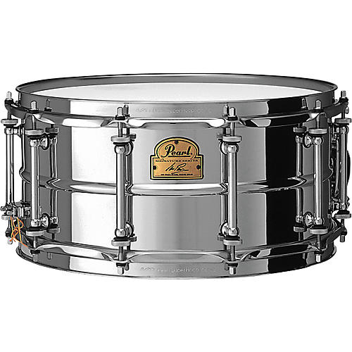 pearl ian paice signature snare drum 14 x 6 5 in musician 39 s friend. Black Bedroom Furniture Sets. Home Design Ideas