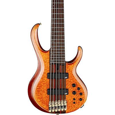 Ibanez Ibanez Premium BTB1906LW 6-String Electric Bass Guitar