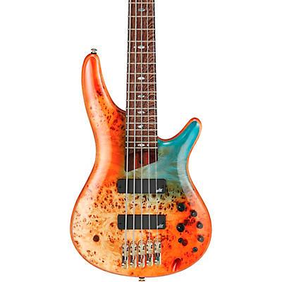 Ibanez Ibanez Premium SR1605DW 5-String Electric Bass Guitar