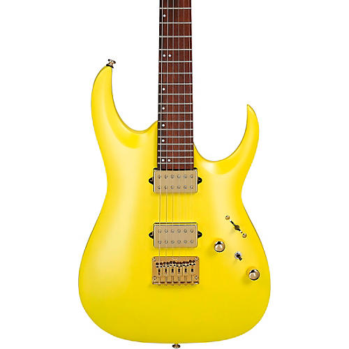 Ibanez Ibanez RGAR42HP RGA High Performance Electric Guitar Yellow Matte