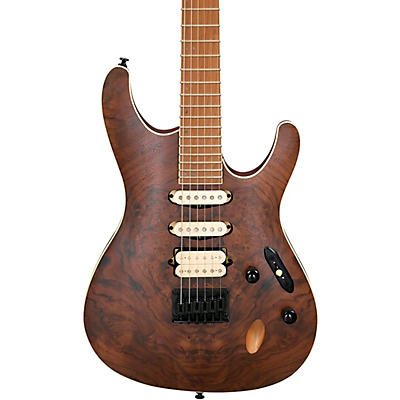 Ibanez Ibanez SEW761MCW S Exotic Wood 6st Electric Guitar