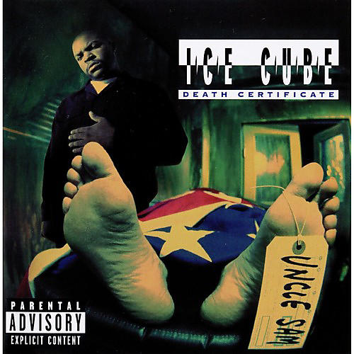 Alliance Ice Cube - Death Certificate